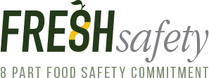 Fresh Safety 8 Part Food Safety Commitment